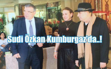 Sudi Özkan Sudi zkan Kumburgaz39da haberi