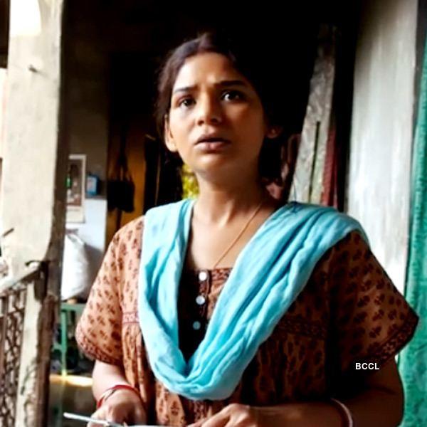 Sudipta Chakraborty Sudipta Chakraborty in a still from Bengali movie Buno Haansh