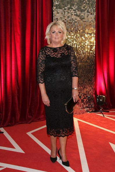 Sue Cleaver Sue Cleaver Photos Arrivals at the British Soap Awards