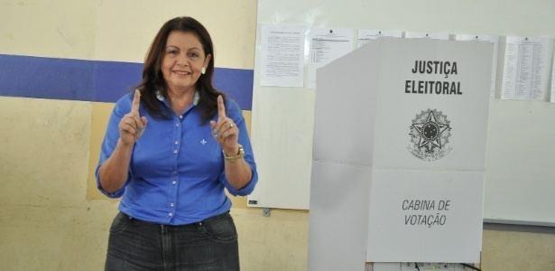 Suely Campos Suely Campos PP eleita governadora em RR com 5485 dos votos