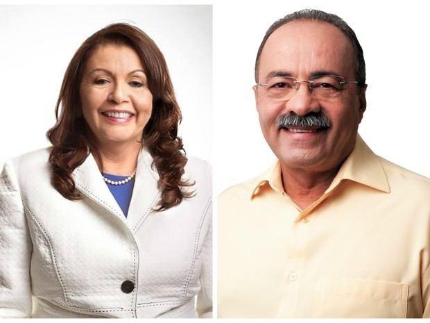 Suely Campos G1 Suely do PP e Chico do PSB disputam governo de RR no 2