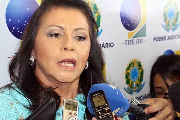 Suely Campos MPRR recomenda exonerao de parentes nomeados por Suely Campos