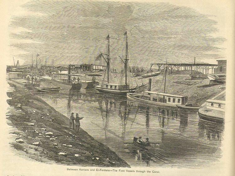 Suez in the past, History of Suez