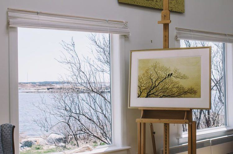Suezan Aikins Suezan Aikins Paintings Prints Tourism Nova Scotia