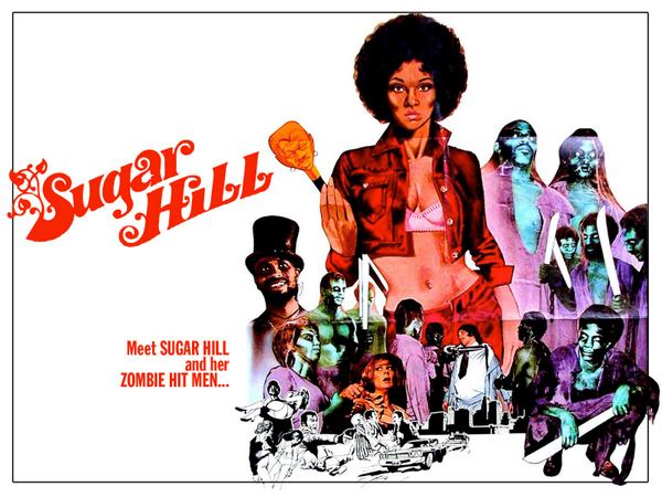 Sugar Hill (1974 film) Daily Grindhouse MOVIE OF THE DAY SUGAR HILL 1974 Daily