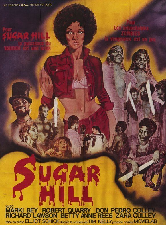 Sugar Hill (1974 film) Sugar Hill Movie Posters From Movie Poster Shop