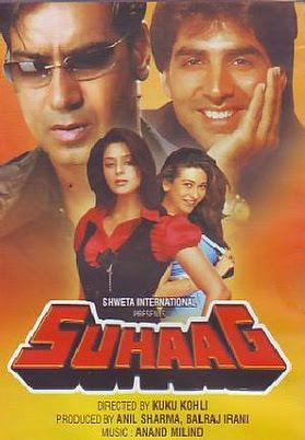 Suhaag Suhaag Movie Cast Crew