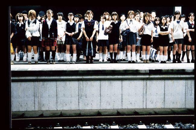 Suicide Club (film) FILM REVIEW Suicide Club Viewing Gum