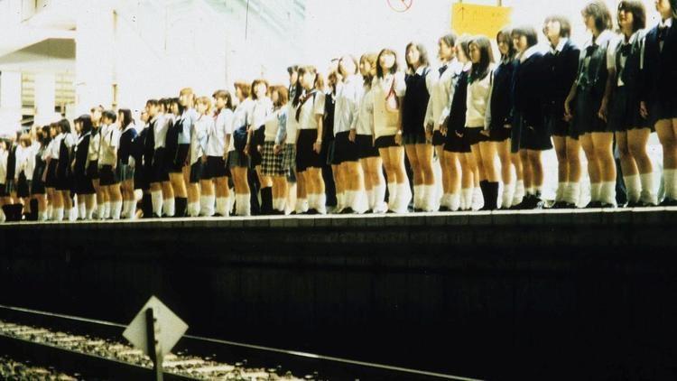 Suicide Club (film) Suicide Club 2001 MUBI
