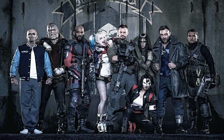 Suicide Squad (film) Suicide Squad Who are the gang A guide to the worst heroes ever