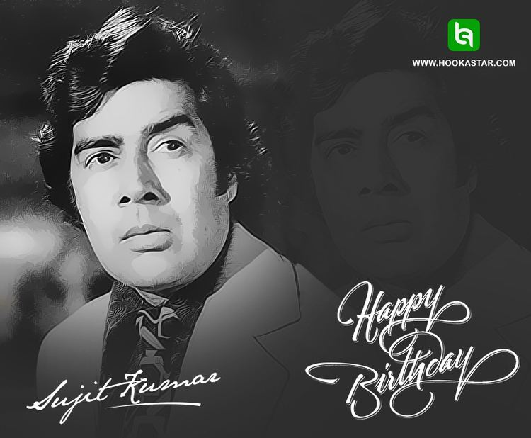 Sujit Kumar Happy Birthday to the Evergreen Indian Film Actor and Producer Sujit