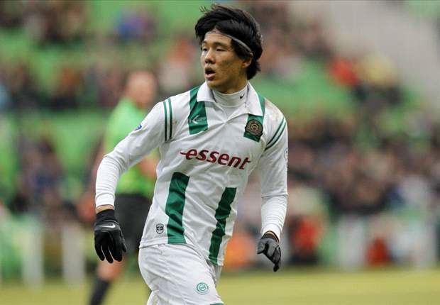 Suk Hyun-jun Fortuna Dusseldorf interested in Groningen39s Suk HyunJun