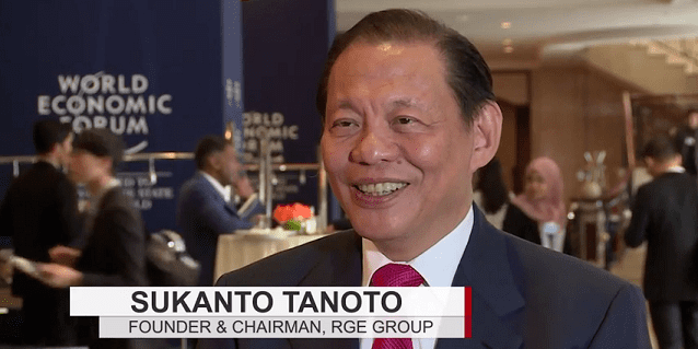 Sukanto Tanoto Sukanto Tanoto RGE share thoughts on WEF East Asia 2015 Inside RGE