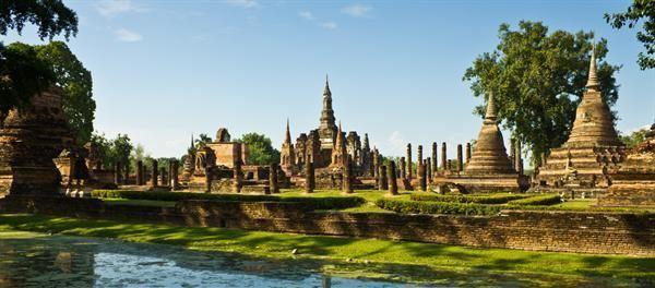 Sukhothai Province Tourist places in Sukhothai Province