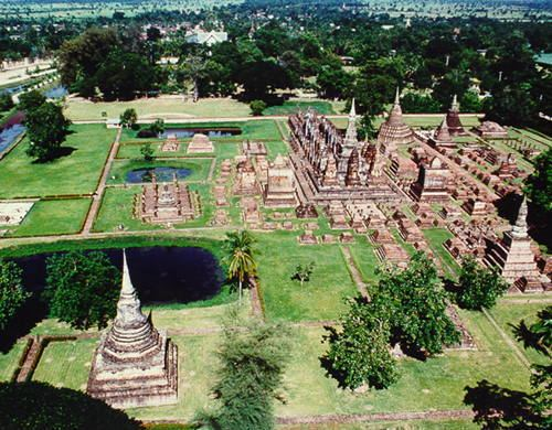 Sukhothai Province in the past, History of Sukhothai Province