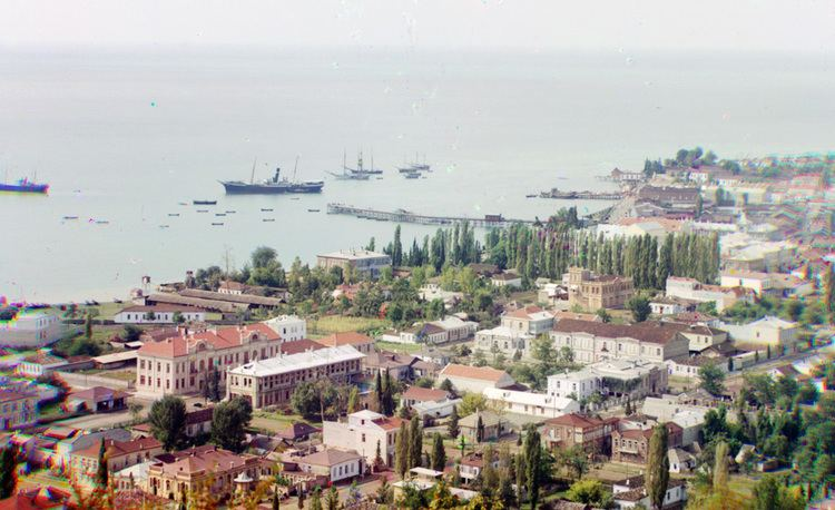 Sukhumi in the past, History of Sukhumi
