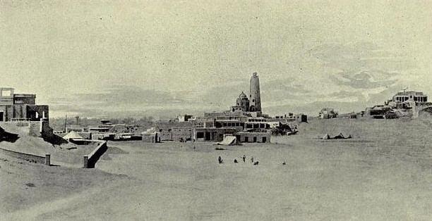 Sukkur in the past, History of Sukkur
