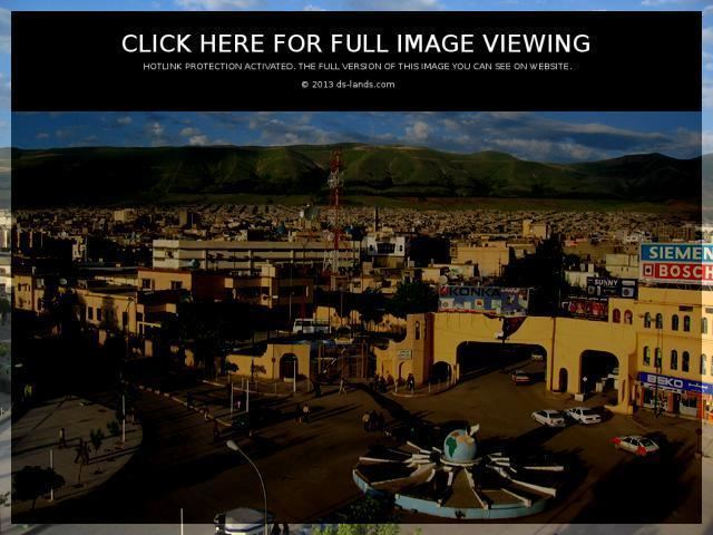 Sulaymaniyah in the past, History of Sulaymaniyah