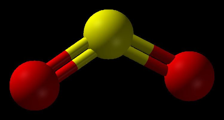 Sulfur dioxide Sulfur Dioxide My Favorite Element Sulfur