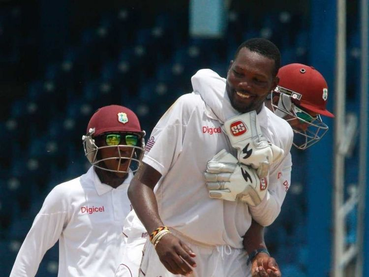 3rd Test Sulieman Benn Stars as West Indies Wrest Advantage Against