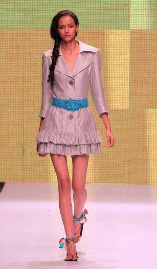 Sully Bonnelly Sully Bonnelly en la Semana de la Moda de la Repblica