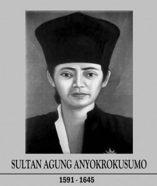 Sultan Agung of Mataram Biografi Singkat Tokoh Sultan Agung Hanyokrokusumo Raja Ketiga