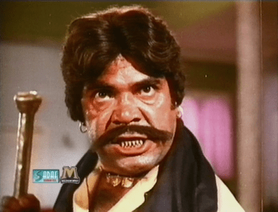 Sultan Rahi Die Danger Die Die Kill Sher Khan Pakistan 1981