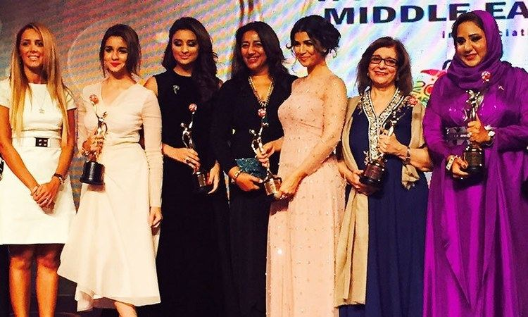 Sultana Siddiqui Media mogul Sultana Siddiqui honoured at 5th GR8 Women