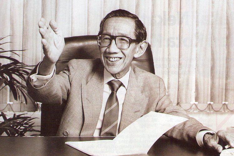 Sumitro Djojohadikusumo Biografi Sumitro Djojohadikusumo ProfilBoscom