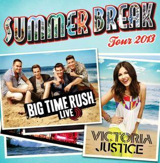 Summer Break Tour httpsuploadwikimediaorgwikipediaenaafPos