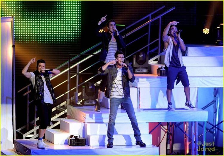Summer Break Tour Big Time Rush First Summer Break Tour Performance Photo 571224