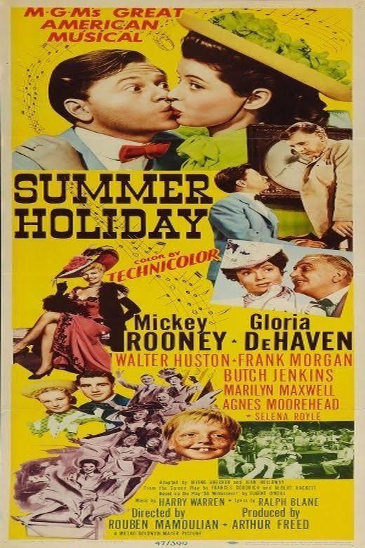 Summer Holiday (1948 film) t0gstaticcomimagesqtbnANd9GcRXirqHu8N5l0XiL