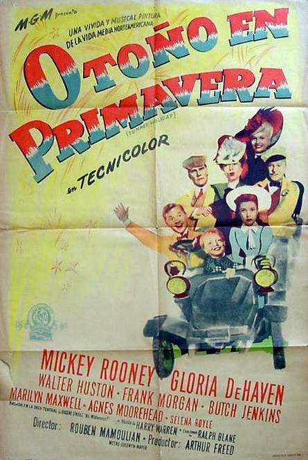 Summer Holiday (1948 film) Summer Holiday 1948