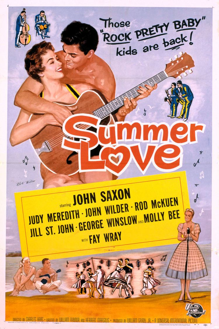 Summer Love (1958 film) wwwgstaticcomtvthumbmovieposters40413p40413