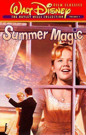 Summer Magic Amazoncom Summer Magic VHS Hayley Mills Dorothy McGuire Burl