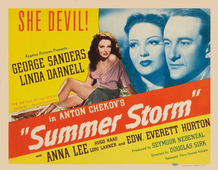 Summer Storm (1944 film) Summer Storm 1944