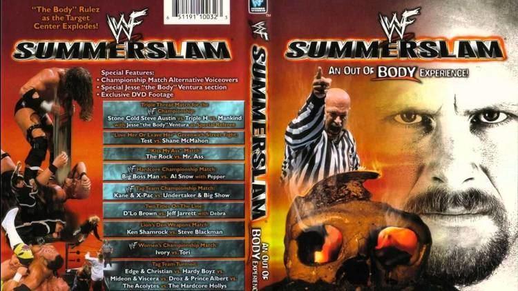 SummerSlam (1999) - Alchetron, The Free Social Encyclopedia
