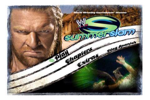 SummerSlam (2007) DVD REVIEW WWE SUMMERSLAM 2007 CHUDcom