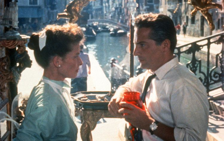 Summertime (1955 film) On Location A Summertime Romance In Venice NPR