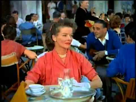 Summertime (1955 film) Katharine Hepburn Summertime 1955 a lost opportunity YouTube