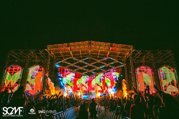 Sun City Music Festival Disco Donnie Presents and SMG Announce Full Lineup for The 6th