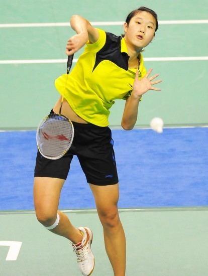 Sun Yu (badminton) Sun Yu BadmintonCentral