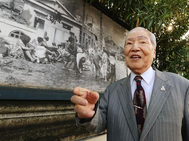 Sunao Tsuboi From Asahi Shimbun Memories of Hiroshima and Nagasaki