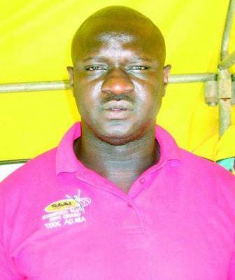 Sunday Bada Welcome to Linda Ikeji39s Blog ExNigerian Olympian