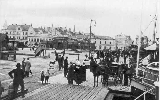Sundsvall in the past, History of Sundsvall