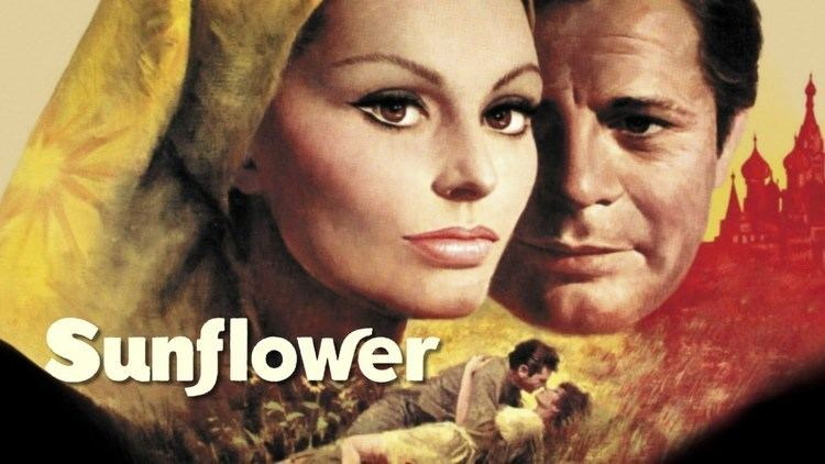 Sunflower (1970 film) Sunflower 1970 Trailer YouTube