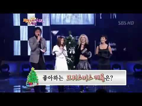 Sung Shee Britney Sung Shee Kyung and BoASilent Night YouTube
