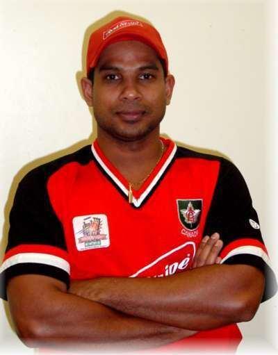Sunil Dhaniram (Cricketer) in the past