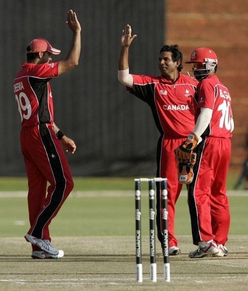 Sunil Dhaniram (Cricketer)