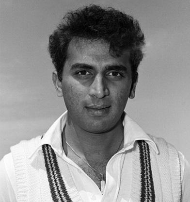 Sunil Gavaskar (Cricketer) family